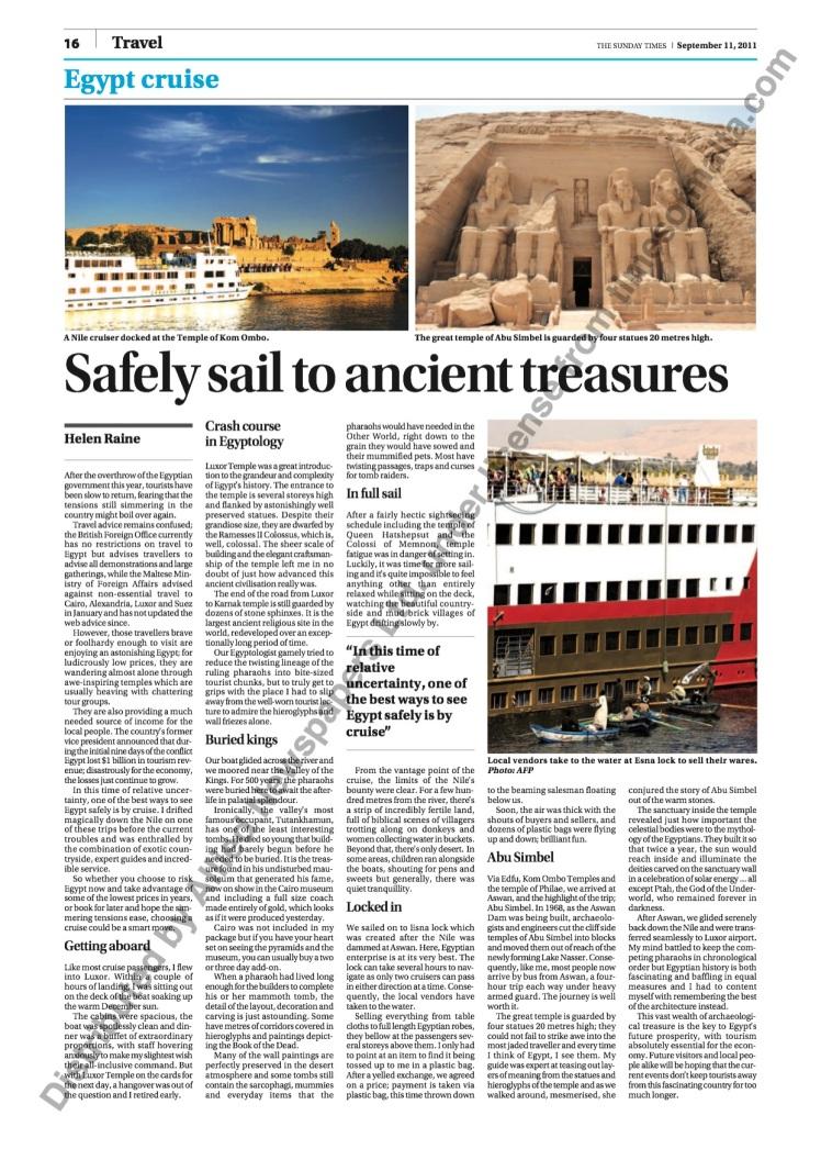 Egypt Cruise[1]_1