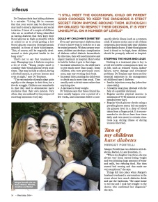 diabetes in children malta
