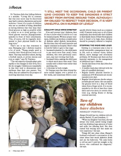 diabetes in children malta
