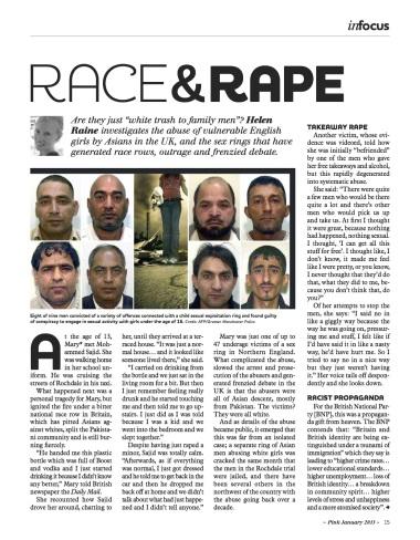Race and Rape