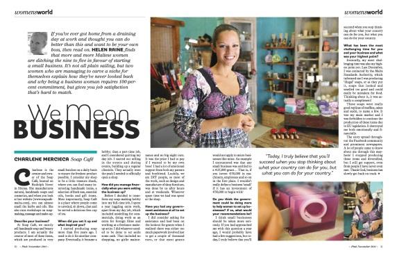 Maltese Business Women
