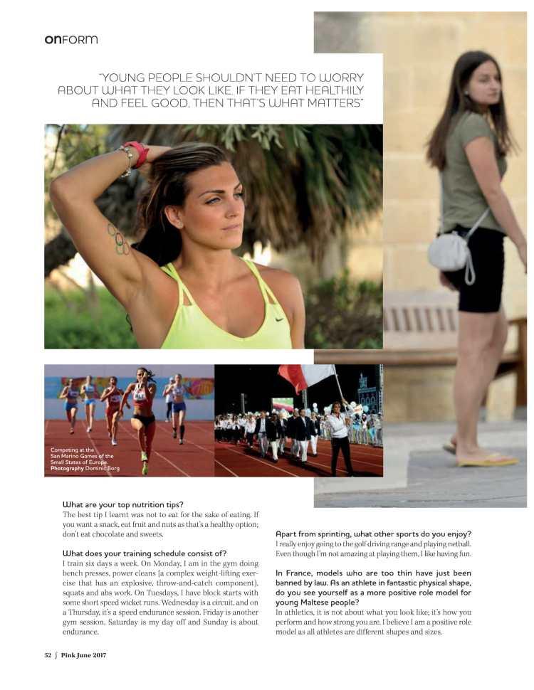 fastest woman in malta-3