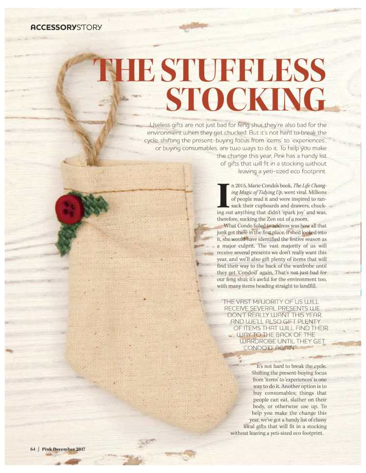 stuffless stocking-1